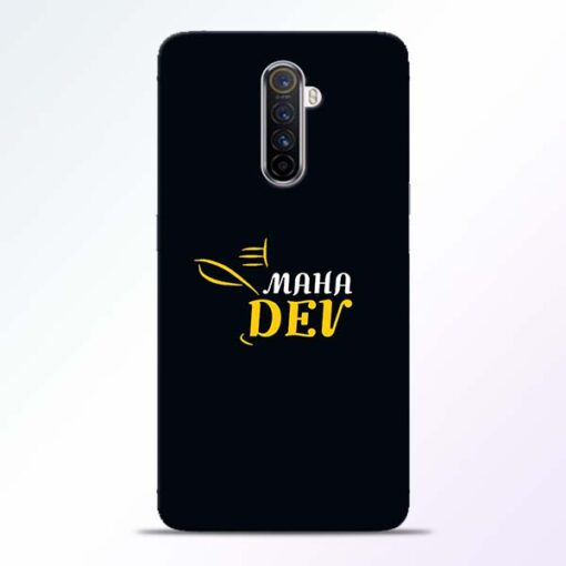 Mahadev Eyes Realme X2 Pro Mobile Cover