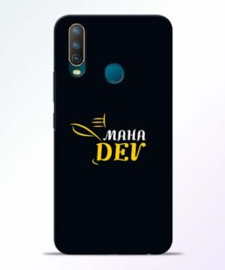 Mahadev Eyes Vivo U10 Mobile Cover