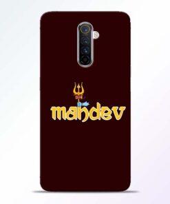 Mahadev Trishul Realme X2 Pro Mobile Cover