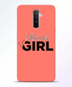 Mama Girl Realme X2 Pro Mobile Cover