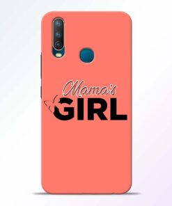 Mama Girl Vivo U10 Mobile Cover