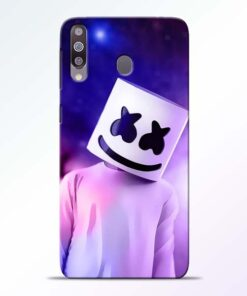 Marshmello Samsung Galaxy M30 Mobile Cover