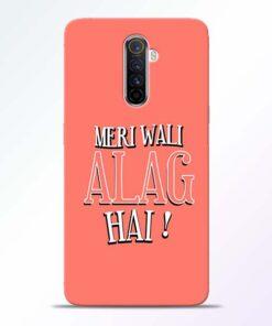 Meri Wali Alag Realme X2 Pro Mobile Cover