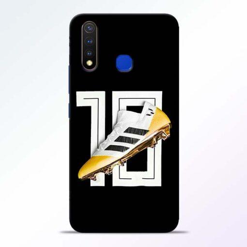 Messi 10 Vivo U20 Mobile Cover