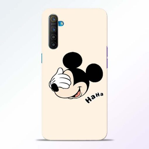 Mickey Face Realme XT Mobile Cover