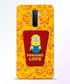 Minions Love Realme X2 Pro Mobile Cover