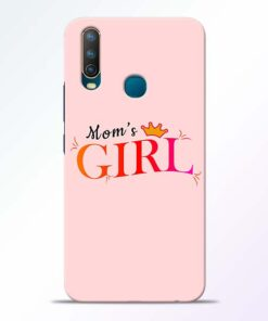 Mom Girl Vivo U10 Mobile Cover