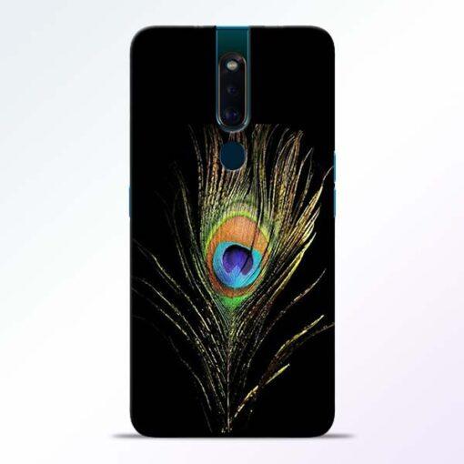 Mor Pankh Oppo F11 Pro Mobile Cover