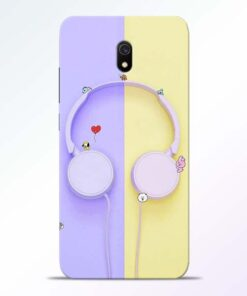 Music Lover Redmi 8A Mobile Cover