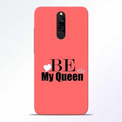 My Queen Redmi 8 Mobile Cover
