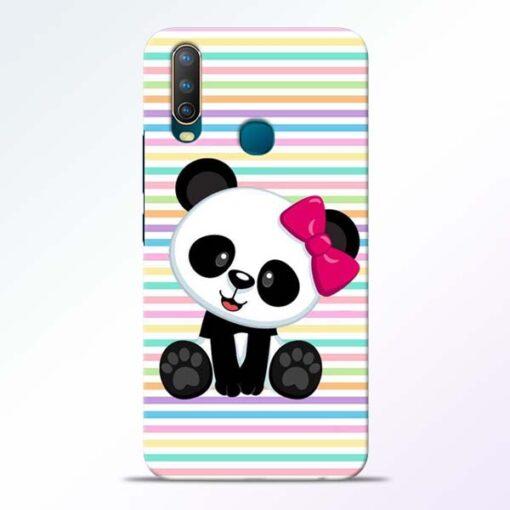 Panda Girl Vivo U10 Mobile Cover