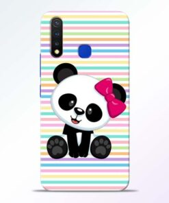 Panda Girl Vivo U20 Mobile Cover
