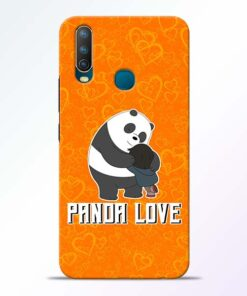 Panda Love Vivo U10 Mobile Cover