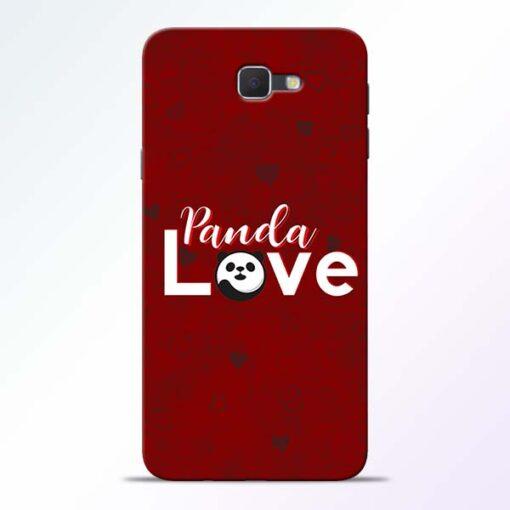 Panda Lover Samsung Galaxy J7 Prime Mobile Cover