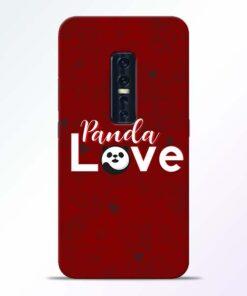 Panda Lover Vivo V17 Pro Mobile Cover