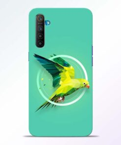 Parrot Art Realme XT Mobile Cover