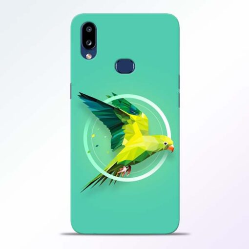 Parrot Art Samsung Galaxy A10s Mobile Cover