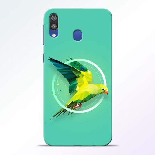 Parrot Art Samsung Galaxy M20 Mobile Cover