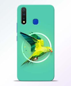 Parrot Art Vivo U20 Mobile Cover