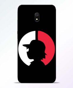 Pokeball Ash Redmi 8A Mobile Cover