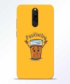 Positivitea Redmi 8 Mobile Cover