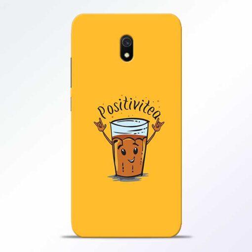 Positivitea Redmi 8A Mobile Cover