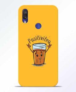 Positivitea Redmi Note 7 Pro Mobile Cover