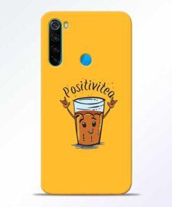 Positivitea Redmi Note 8 Mobile Cover