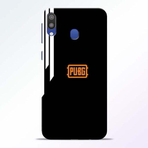 Pubg Lover Samsung Galaxy M20 Mobile Cover