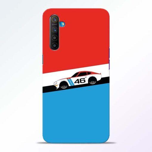 Racing Car Realme XT Mobile Cover