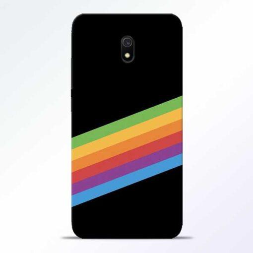 Rainbow Redmi 8A Mobile Cover