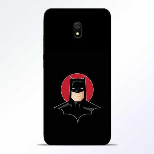Red Man Redmi 8A Mobile Cover