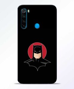 Red Man Redmi Note 8 Mobile Cover