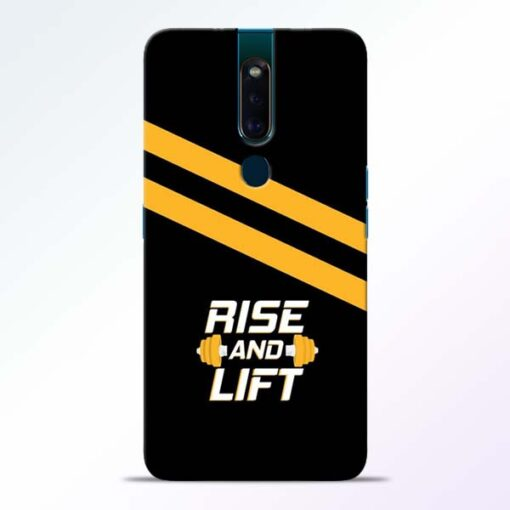 Rise and Lift Oppo F11 Pro Mobile Cover