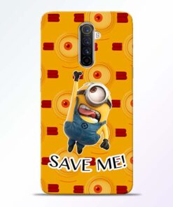 Save Minion Realme X2 Pro Mobile Cover