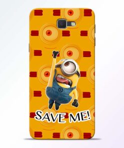 Save Minion Samsung Galaxy J7 Prime Mobile Cover