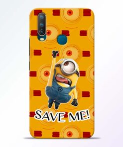 Save Minion Vivo U10 Mobile Cover