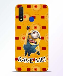 Save Minion Vivo U20 Mobile Cover