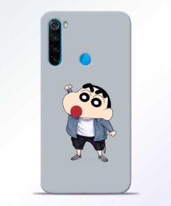 Shin Chan Redmi Note 8 Mobile Cover