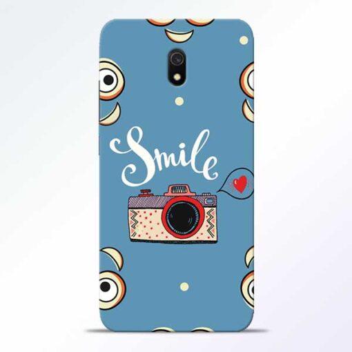 Smile Redmi 8A Mobile Cover