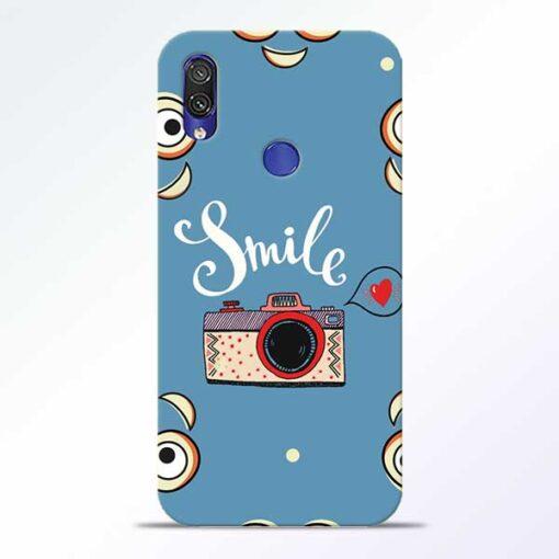 Smile Redmi Note 7 Pro Mobile Cover
