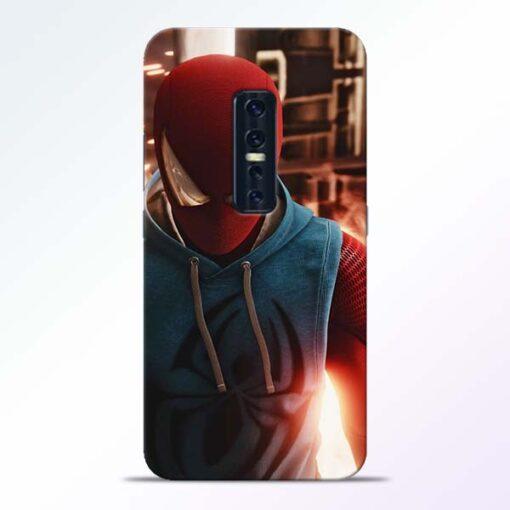 SpiderMan Eye Vivo V17 Pro Mobile Cover