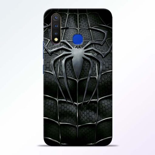 Spiderman Web Vivo U20 Mobile Cover