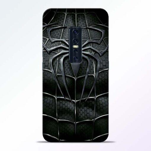 Spiderman Web Vivo V17 Pro Mobile Cover