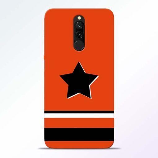 Star Redmi 8 Mobile Cover