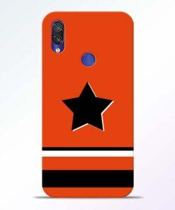 Star Redmi Note 7 Pro Mobile Cover