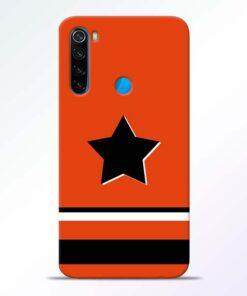 Star Redmi Note 8 Mobile Cover