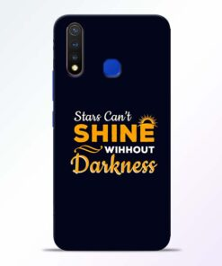Stars Shine Vivo U20 Mobile Cover