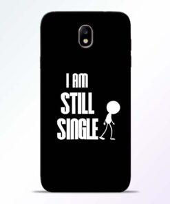 Still Single Samsung Galaxy J7 Pro Mobile Cover