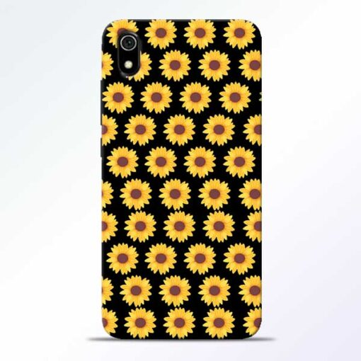 Sunflower Redmi 7A Mobile Cover
